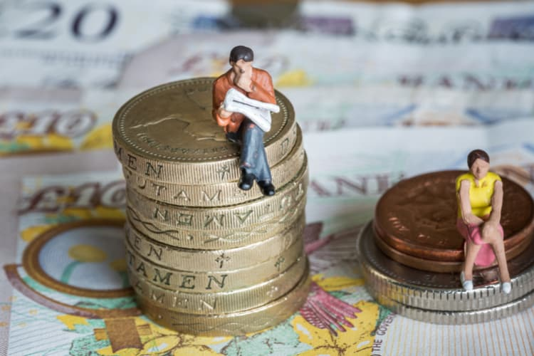 The gender pay gap even pensions are not immune